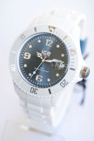 Ice - Watch Ice - White - Jeans Big,  Si.  Wj.  B.  S.  10 Bild