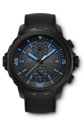 Iwc Aquatimer Chronograph Edition