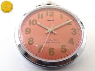 Vintage Hmt Indian Herren Taschen - Uhr Bid2win Dieser Seltene Uhr Bild