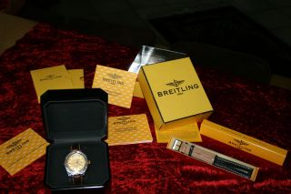 Breitling Herrenuhr Model: Headwind Bild