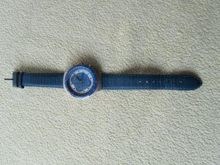 Herrenuhr United Colors Of Benetton Blau Uhr Armbanduhr Bild