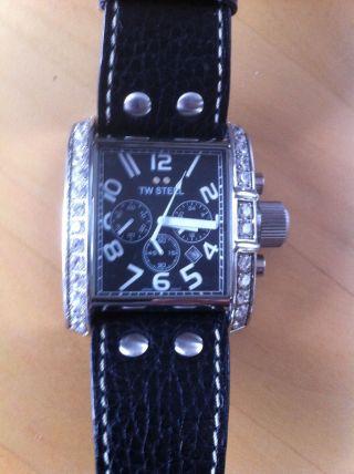 Tw Steel Goliath Tw 15 Armbanduhr Bild