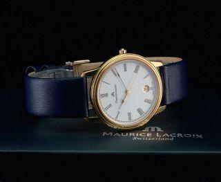 Maurice Lacroix Classics Vergoldet Bild