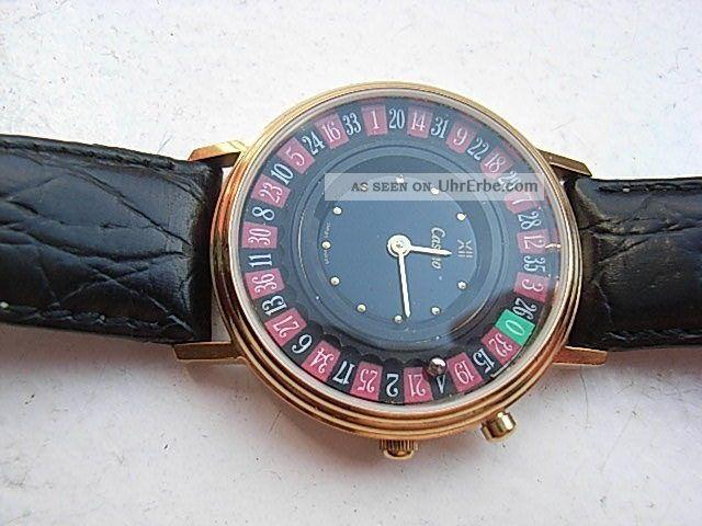 casino armbanduhr