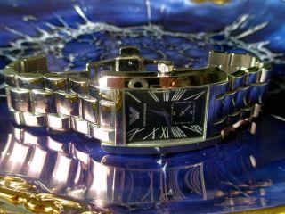 Megacool Robust Herrenuhr Armani Ar0156 Masculine Design Luxus Geschenkidee Bild