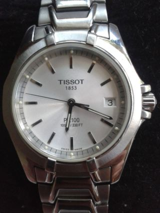 Tissot Armband Uhr Pr 100 Bild