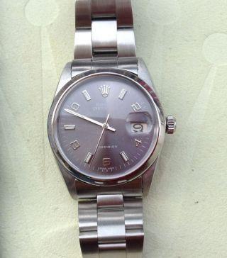 Rolex Precision Ref 6694 Bild