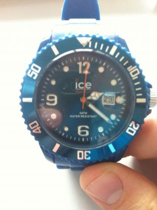 Originale Ice Watch Armbanduhr Bild