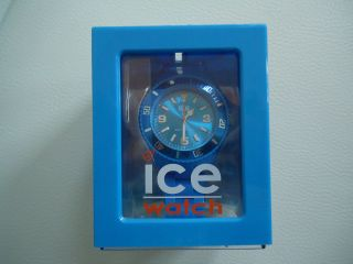 Ice Watch Solid - Blue - Big Sd.  Be.  B.  P.  12 Blau Bild