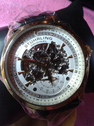 StÜhrling Automatik - Uhr Gb Bild