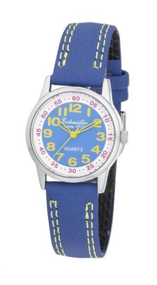Eichmüller Kinderuhr Mit Armband Blau Kinderarmbanduhr 2023 - 01 Children ' S Watch Bild