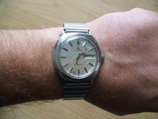 Defekte Uhrsammlung An Bastler Alte Dugena Quartz Herrnuhr,  Armbanduhr Bild
