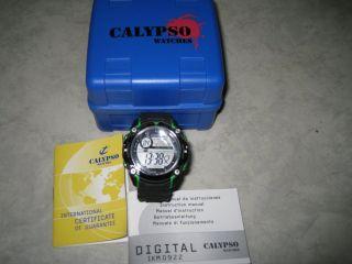 Calypso Digital Armbanduhr / Uhr Für Jungen Bild