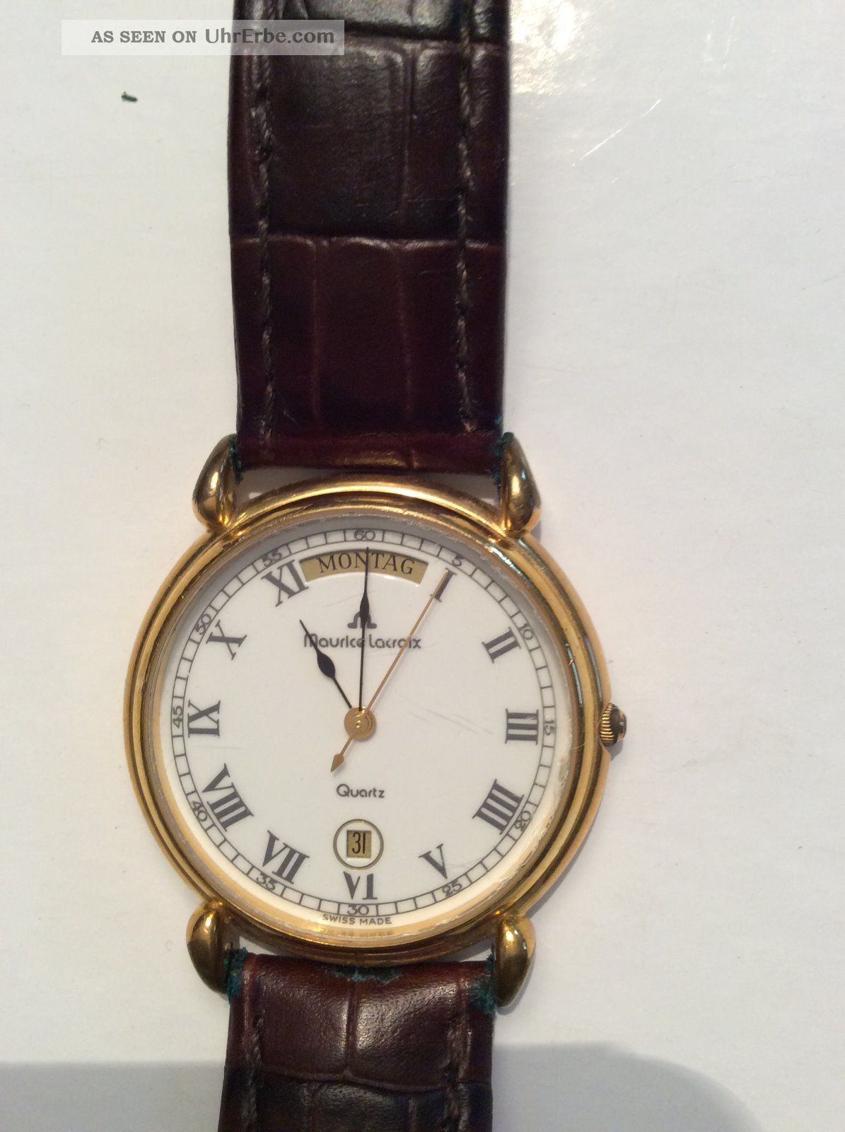 Armbanduhr Maurice Lacroix Ref.  96376 Armbanduhren Bild