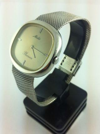 Mido Pharaon Uhr - Handaufzug - Sehr Hochwertig - Liebhabermarke Bild