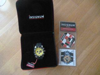Insignum Herren - Armbanduhr Bild
