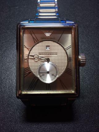 Armani Meccanico Automatik Uhr,  Limitiert Bild