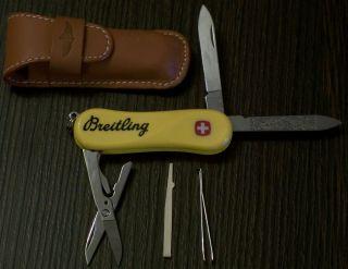 Breitling Taschenmesser,  Klein Bild