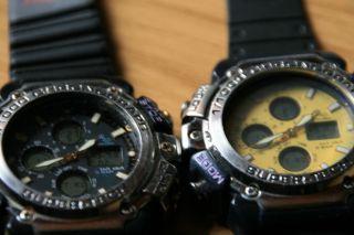 Armbanduhren 2 X Bild