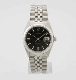 Rolex Oysterdate Precision Ref.  6694 Cal.  1225 Handaufzug Von Ca.  1971 Bild