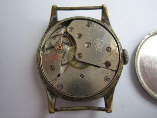 Vintage Watch Junghans Cal 93 Vintage Watch Germany Bild