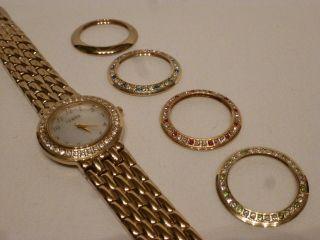 Christ Damen Uhr Armbanduhr Quarzuhr Damenuhr Bild
