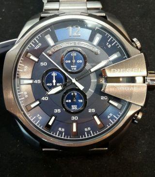 Diesel Dz4329 Herren Armband Uhr Bild