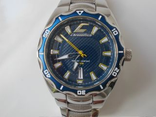 Chronotech Herrenarmbanduhr Armbanduhr Bild