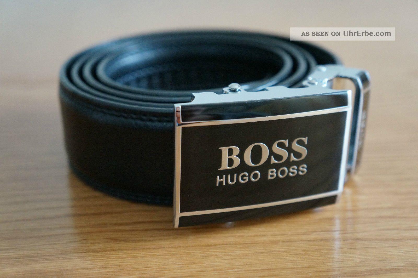 automatik g rtel boss huschhusch. Black Bedroom Furniture Sets. Home Design Ideas