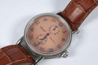 Ingersoll Herren Armbanduhr Lederarmband Hau Limited Edition In2900 Automatik Bild