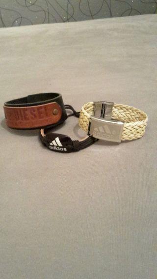 Herren Armband Adidas Diesel Top Bild