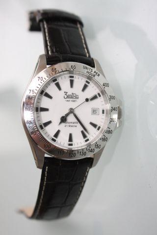 Zentra - Automatik - Herren Uhr 21 Jewels - Wie - Bild