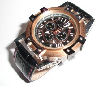 Fette - Herren Armbanduhr / Chronograph - (graf Von Monte Wehro) Bild