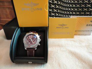 Breitling Chronomat B01 Bild