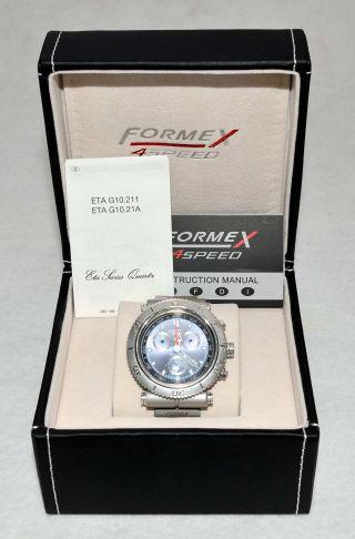 Formex 4 Speed Ds 2000 Bild