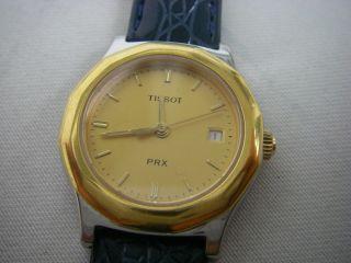Tissot Prx Mit Datum Bei Der 3 Bild