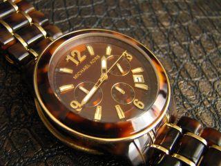 Michael Kors Uhr Damenuhr Chronograph Mk5805 Bild