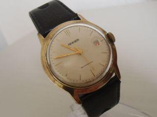 Marken Armband Aufzugs Uhr Anker Mechanisch Aus Sammlung Top Funktion Bild