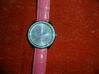 Guess Damenuhr Lederband Rosa W75029l4 Neuwertig/nie Richtig Getragen Bild