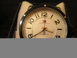 Tommy Hilfiger Watch Uhr Herrenuhr Uhr Mit Box Bild