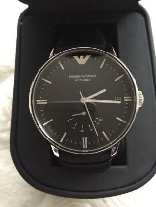 Armani Herren Meccanico Chronograph,  Automatic, Bild