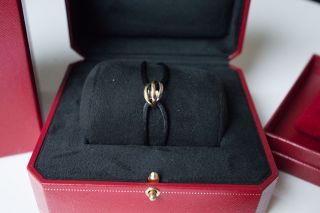 Trinity De Cartier Armband Bild