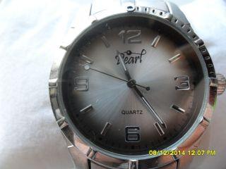Pearl Herren Armbanduhr Bild