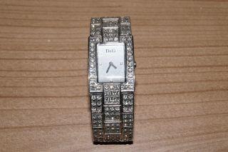 D&g Dolce & Gabbana Damenuhr C ' Est Chic Bild