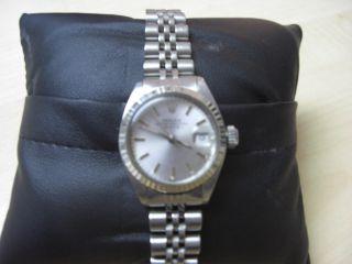 Rolex Oyster Perpetual Dateref 62510d Stahl Id 906 W Bild