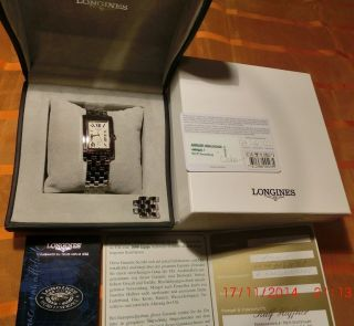 Longines Dolce Vita Automatik Armband Uhr Unisex (m.  Box Und Papiere) Bild