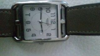 Hermes Paris Armbanduhr Bild