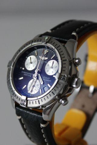 Breitling Colt Chrono A73350 Herren Uhr. Bild