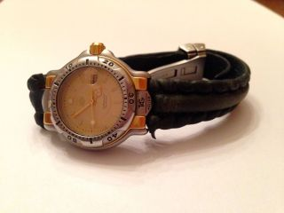 Tag Heuer Wh1353 Armbanduhr Für Damen Bild