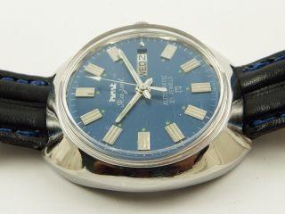 Hmt Rajat Armbanduhr Automatik Mechanisch Vintage Sammleruhr 183 Bild